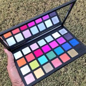 Sephora Pro pigment palette eyeshadow